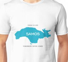 Insel Samos Unisex T-Shirt