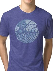 Sea of Serenity Tri-blend T-Shirt