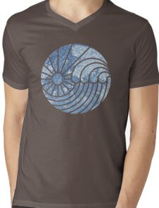 Sea of Serenity Mens V-Neck T-Shirt