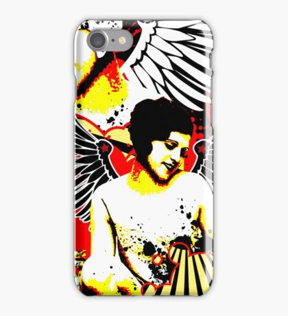 Vexed Angel iPhone Case/Skin