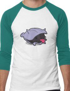 Number 90 - Little Shell Dude Men's Baseball ¾ T-Shirt