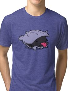 Number 90 - Little Shell Dude Tri-blend T-Shirt