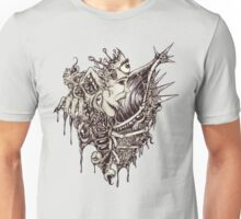 Heart of Darkness or Something Unisex T-Shirt