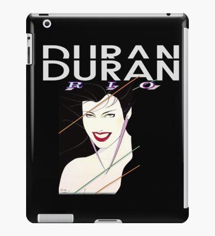 Duran Duran Rio II iPad Case/Skin