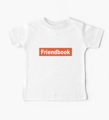 Friendbook Baby Tee