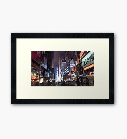 New York City - Photography 4 Framed Print
