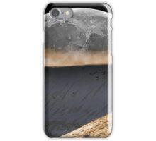 Supermoon over Brecon Beacons iPhone Case/Skin
