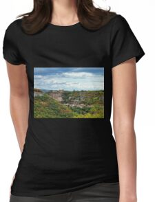 Rocamadour - France Womens Fitted T-Shirt