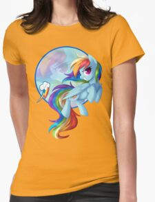 Dash! Womens Fitted T-Shirt
