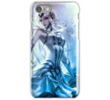 Elementalist Lux Ice iPhone Case/Skin