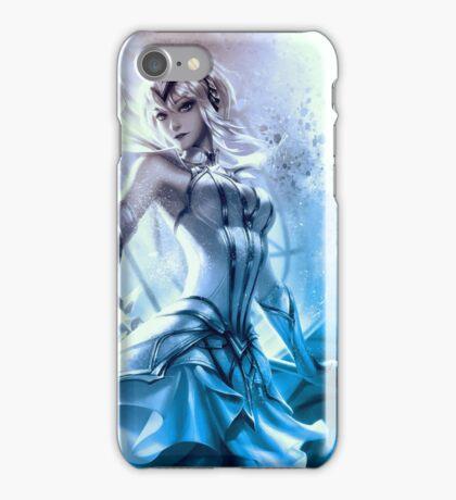 Elementalist Lux Ice iPhone Case/Skin