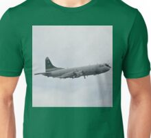 Catalina Festival, Australia 2016 -RAAF P3 Orion Unisex T-Shirt