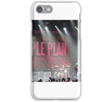 Simple Plan iPhone Case/Skin