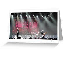 Simple Plan Greeting Card