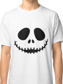 Jack Skellington  face Classic T-Shirt