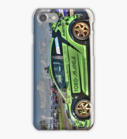 Green RS in HDR iPhone Case/Skin