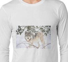 Dream Wolf.... Long Sleeve T-Shirt