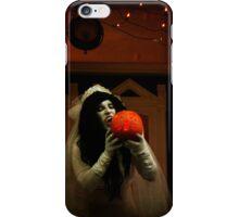 Pumpkin eater iPhone Case/Skin
