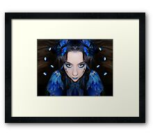 Dream myself awake Framed Print