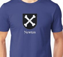 Newton, coat of arms Unisex T-Shirt