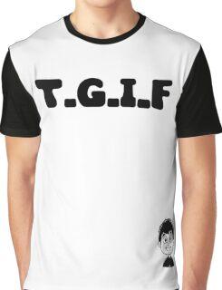 TGIF Graphic T-Shirt