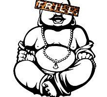 Trill Buddha by kzenabi