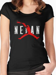 negan - Lucille Women's Fitted Scoop T-Shirt
