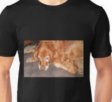 Old and Tired Unisex T-Shirt