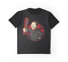 negan - Lucille Graphic T-Shirt