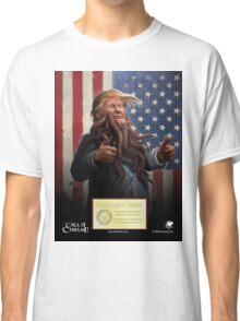 PRESIDENT TRUMP Cthulhu 2016 Official Portrait Classic T-Shirt