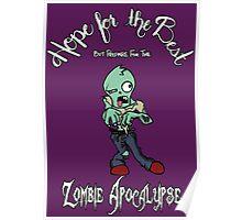 HftB - Zombie Apocalypse! Poster