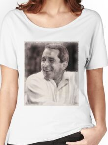 Perry Como, Singer Women's Relaxed Fit T-Shirt