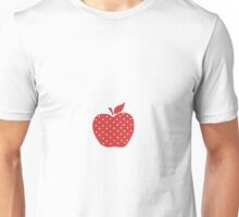 Apple - White Unisex T-Shirt