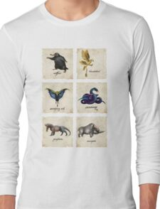 Awesome Creaturess Long Sleeve T-Shirt