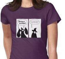 Piertotum Locomotor Womens Fitted T-Shirt