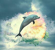 Dolphin by robertomusictv