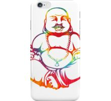 Tie-Dye Buddha iPhone Case/Skin