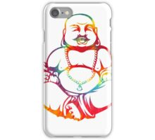 Tie-Dye Buddha iPhone Case/Skin