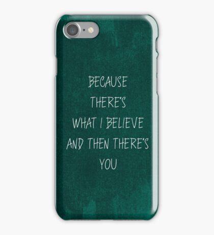 In The Flesh  iPhone Case/Skin