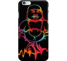 Melting Tie-Dye Buddha iPhone Case/Skin