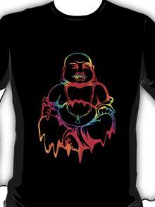 Melting Tie-Dye Buddha T-Shirt