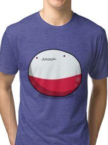Little Ball of Electrodes Tri-blend T-Shirt
