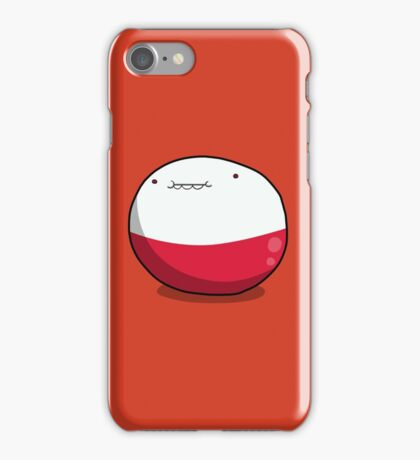Little Ball of Electrodes iPhone Case/Skin