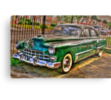 1948 Cadillac-side view full Metal Print