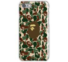bape army iPhone Case/Skin