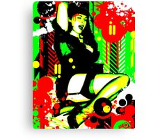 Forever Pinup I Canvas Print