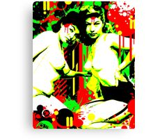 Forever Pinup II Canvas Print