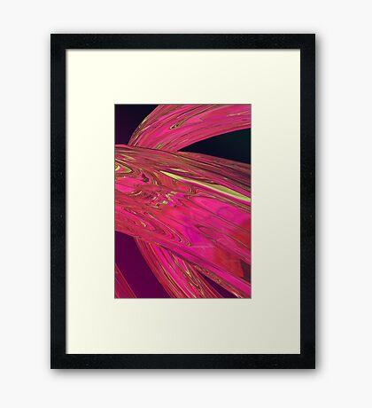 Glass II Framed Print