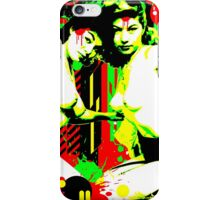 Forever Pinup II iPhone Case/Skin