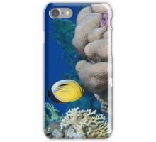 Colorful Red Sea World 3 iPhone Case/Skin
